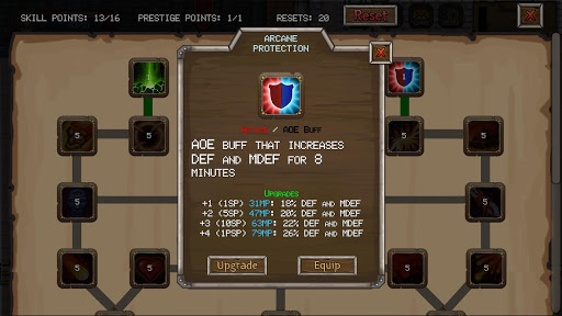 Laurum Online - MMORPG 2D  screenshots 2