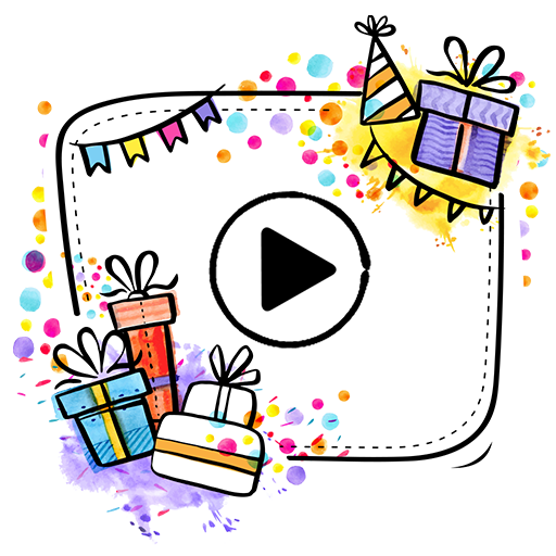 Birthday Video Maker - Photo Slideshow With Music