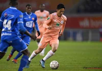 """Ryota Morioka spreekt voor het eerst: """"Ik hoop dat Charleroi me beter zal liggen dan Anderlecht"""""""