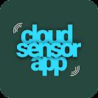 クラウドセンサーアプリ icon