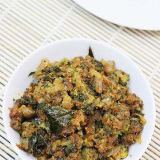 Broccoli Curry, Broccoli Stir Fry