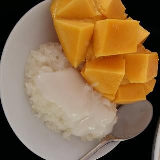 Mango Sticky Rice (Kao Niao Mamuang)