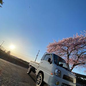 サンバートラック スーパーチャージャーのカスタム事例画像 だいさんの2021年04月22日06:12の投稿