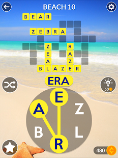 Wordscapes- screenshot thumbnail