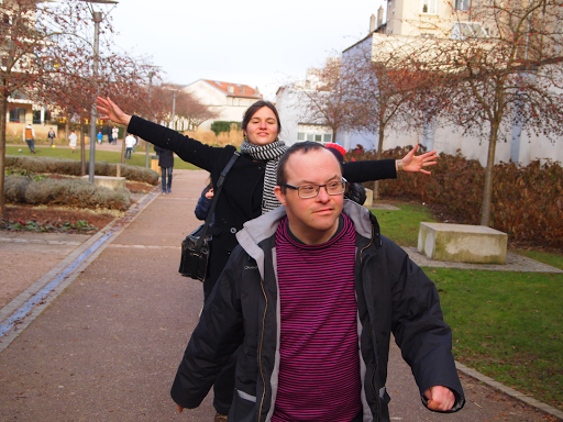 projets de l'arche à Nancy lieu d'accueil pour des adultes ayant un handicap mental