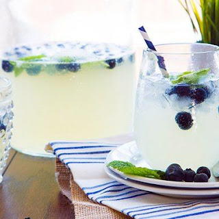 Blueberry Punch Recipes.