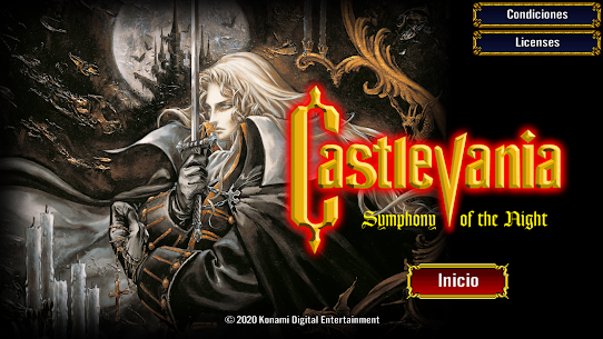 Castlevania: Symphony of the Night 1