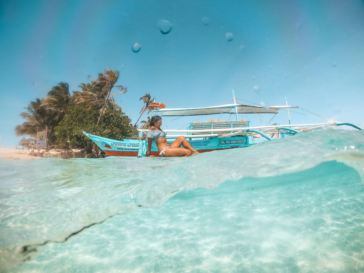 VISITAR PORT BARTON, a capital hippie de Palawan | Filipinas