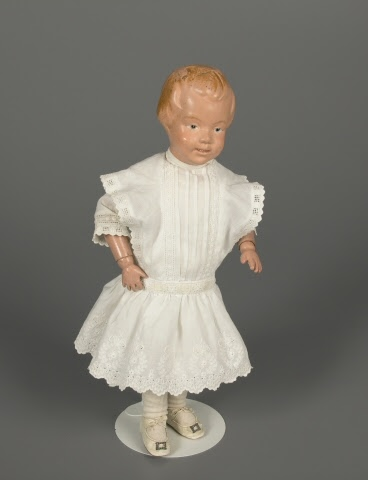 Doll:Schoenhut Girl 14/101