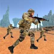 FPS Mountain Commando War 3D