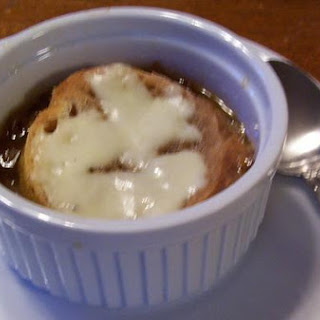 French Onion Soup With Vidalias
