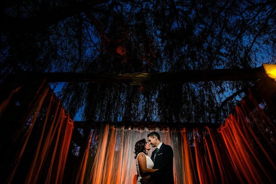 Wedding photographer Unai Perez (mandragorastudi). Photo of 03.10.2017