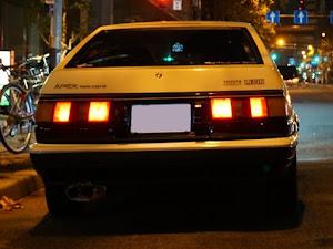 カローラレビン AE86 S61年 GT  APEXのカスタム事例画像 きーぼうさんの2018年12月02日00:40の投稿