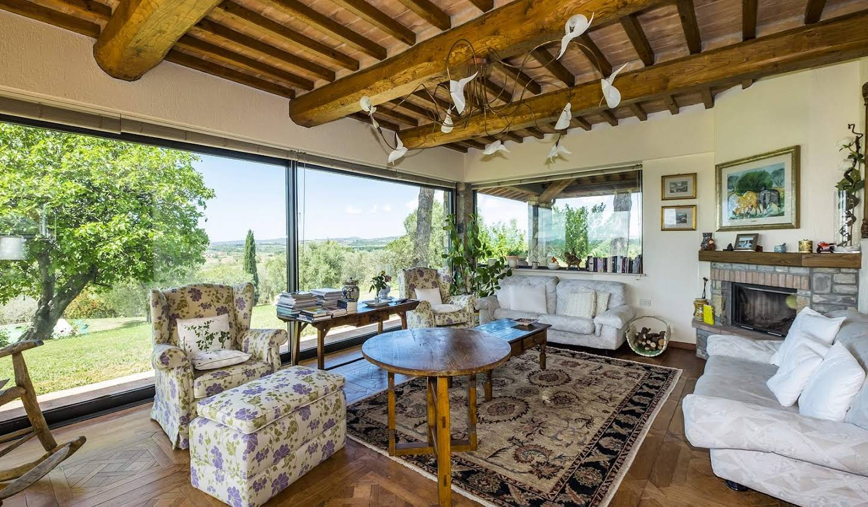 Villa avec piscine et jardin Magliano in Toscana