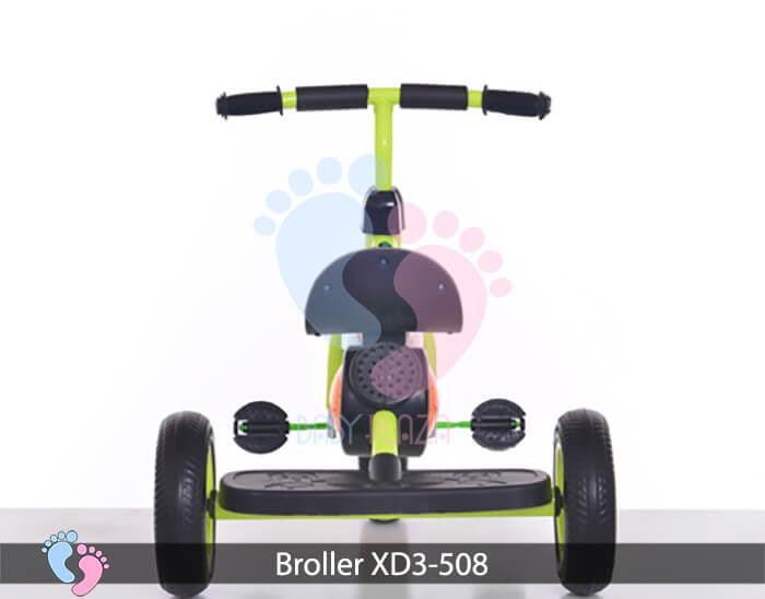 Xe đạp ba bánh cho bé Broller XD3-508 5