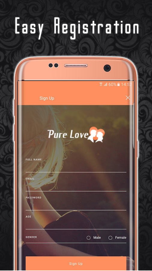 Adult Dating - Pure Love- screenshot