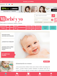 Mi bebe y yo- screenshot thumbnail