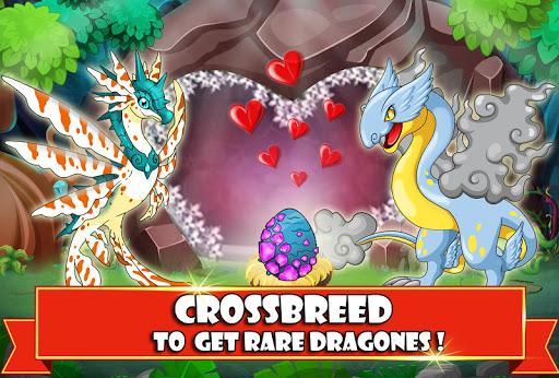 Dragon Battle  captures d'u00e9cran 9