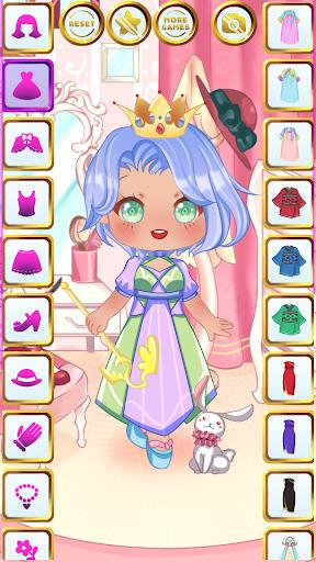 Chibi Princess Dress Up for PC