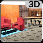 3D Room Escape-Puzzle Livingroom 3