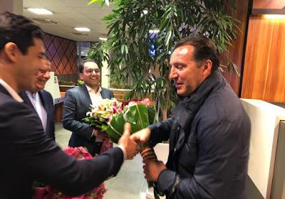 """L'Iran ne veut pas verser une indemnité de six millions d'euros à Marc Wilmots : """"Le verdict de la FIFA est injuste"""""""