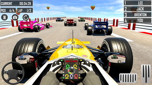 Formula Car Racing Stunt: Ramp Car Stunts 1.0.4 screenshots 18