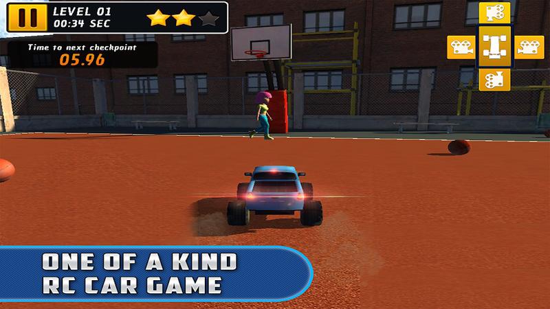 Скриншот Rc Sports Car 3D Toy Racing