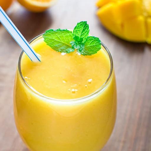Mango Madness Smoothie