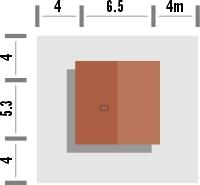 Domek 3 - Sytuacja