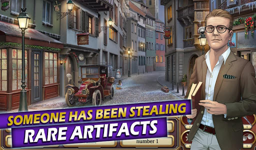 Time Crimes Case: Free Hidden Object Mystery Game 3.77 screenshots 4