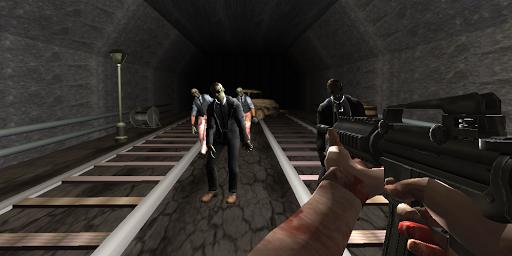 Code Triche Chasseur zombie: Les jeux de survie zombie gratuit APK MOD screenshots 3