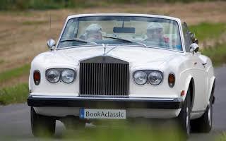 Rolls-Royce Corniche Rent Banskobystrický kraj