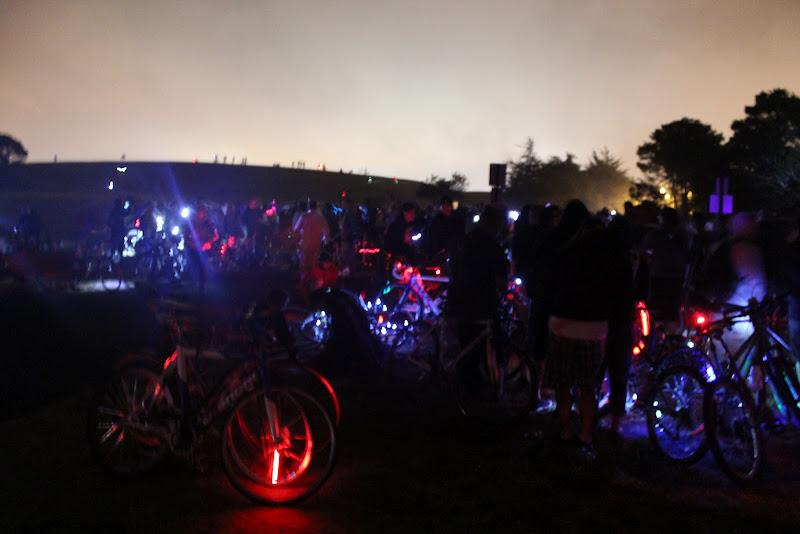 Photo: Rock concert at César Chávez Park