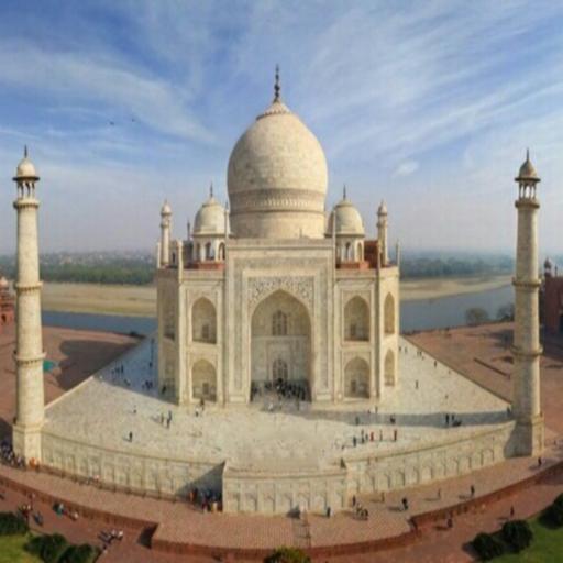 Taj Mahal 3D LiveWallpaper