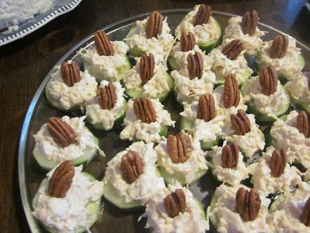 Cucumber Delights Recipe