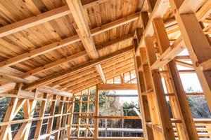 La maison ossature bois