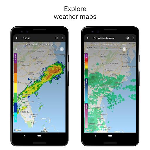 Weather Live 6.36.1 Screenshots 4