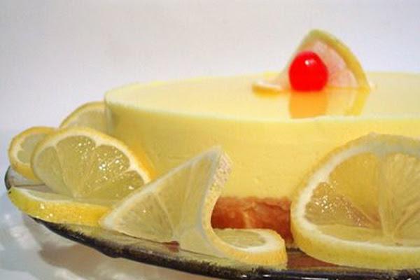 Cheesecake Rápido de Limão