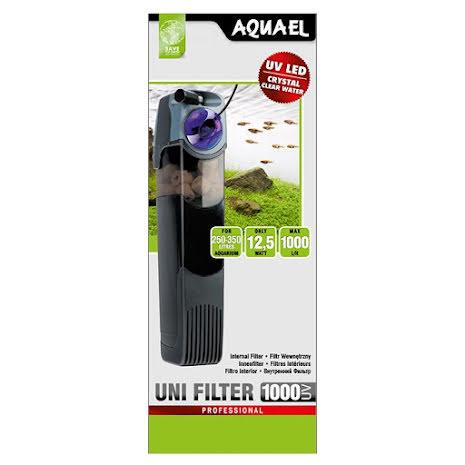 AquaEl Uni filter UV 1000, 1000l/h 12,5w