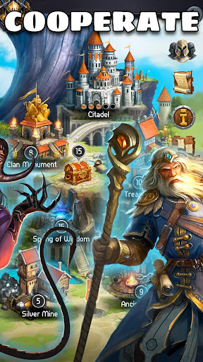 Card Heroes - CCG game with online arena and RPG 2.3.1833 screenshots 2