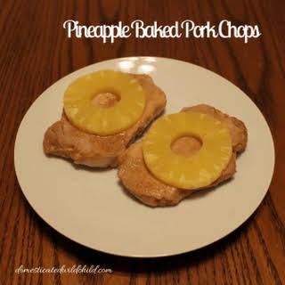 Baked Pork Chops Pineapple Recipes.