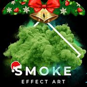 Smoke Effect - Focus N Filter, Text Art Editor