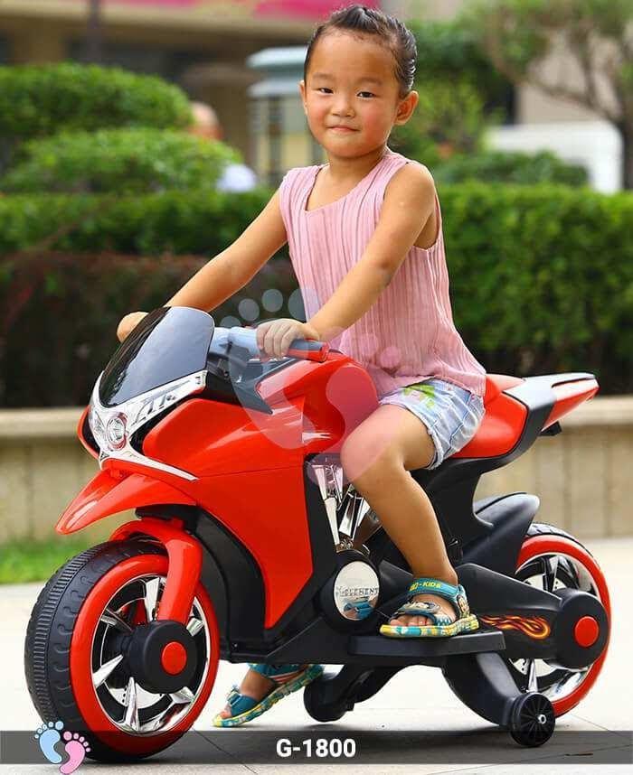 Xe mô tô điện trẻ em g1800 19