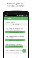 Screenshot of List - Daily Success Checklist
