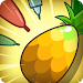 Bottle Flip Pineapple icon