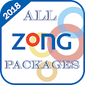 All Zong Pakistan Packages 2018: