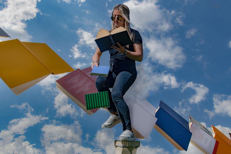 I libri ci elevano di adimar