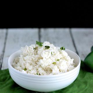Cilantro Lime Rice – Chipotle Copycat