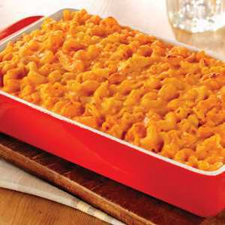 Ultimate Buffalo Chicken Mac & Cheese
