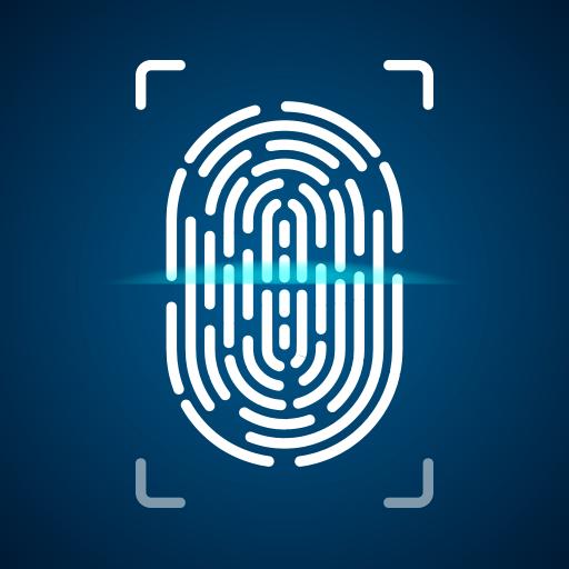 App Lock with Fingerprint & Password, Gallery Lock Icon